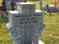 Lawrence J Adams