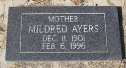 Mildred Ayers
