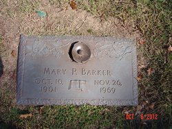 Mary Powers Barker