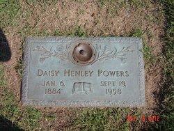 Daisy <i>Henley</i> Powers