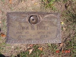 Irma Barker Holt