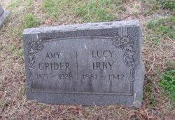 Amy <i>Moore</i> Grider