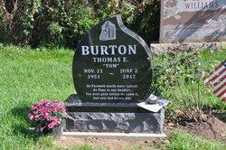 Thomas E. Tom Burton