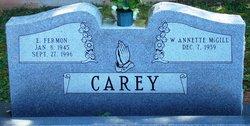 E. Fermon Carey