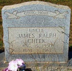 James Ralph Cheek