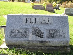 Jennie A <i>Anderson</i> Fuller
