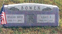 Abigail <i>Gerner</i> Bowen