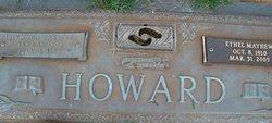 Ethel <i>Mayhew</i> Howard Isenhour