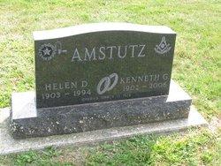 Kenneth G Amstutz