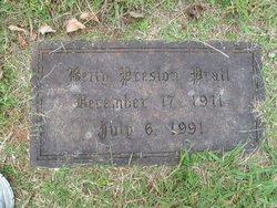 Betty Arrington <i>Preston</i> Pratt