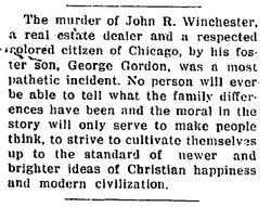 John R. Ran Winchester