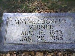 May McDonald Verner