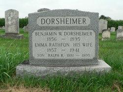 Emma <i>Rathfon</i> Dorsheimer