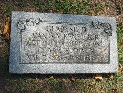 Clara E. Dixon