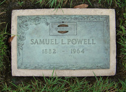 Samuel L Powell
