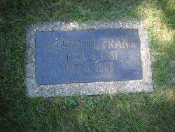 Alfred H. Frank