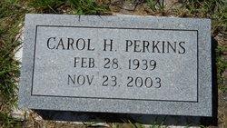 Carol H. Perkins
