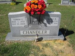 Joyce Nana <i>Burton</i> Chandler