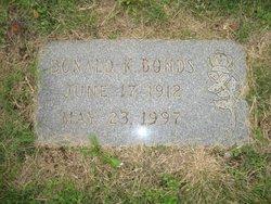 Donald K Jack Bonds