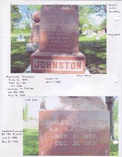 Alexander Moore Johnston
