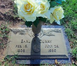 Earl Oren Curry