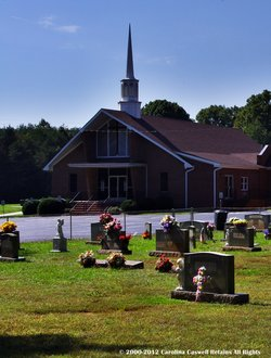 Pleasant View Assembly of God Church Cemetery