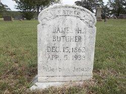 James Harrison Butcher