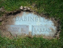 Barbara Lillian <i>Edwards</i> Dabinett