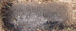 John Boyd Conley