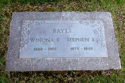 Stephen Merritt Bayle