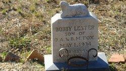 Bobby Lester Fox
