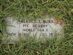 PFC Wallace L. Burr