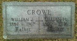 Mary Lillian <i>Haley</i> Crowe