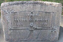 Charlotte Rachel Lottie <i>Smith</i> Glerup