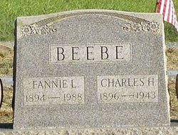 Charles H. Beebe