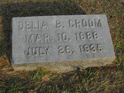 Delia B Croom