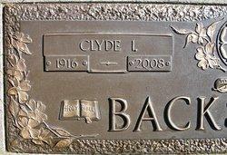 Clyde I. Backstrom