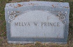 Melva W Prince