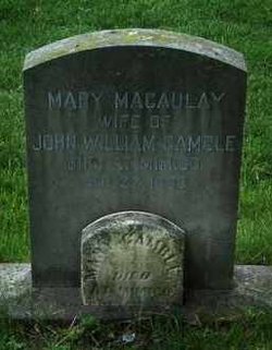 Mary <i>Macaulay</i> Gamble