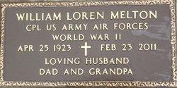William Loren Melton