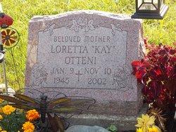 Loretta Kay <i>Mauk</i> Otteni