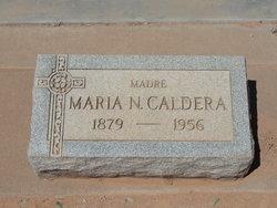 Maria Navoa Caldera