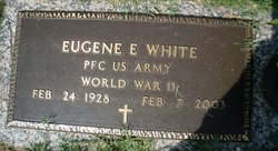 Eugene Edward White