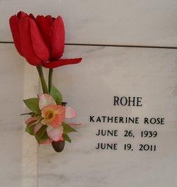 Katherine Rose <i>Romero</i> Rohe
