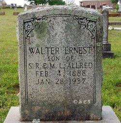 Walter Ernest Allred