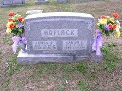 Sarah E <i>Brown</i> Arflack