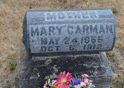 Mary Carmon