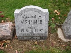 William C Alsheimer, Jr