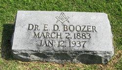 Dr Elijah David Boozer