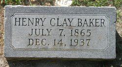 Henry Clay Baker